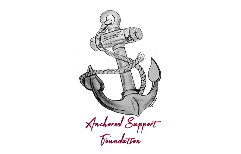 anchored-support